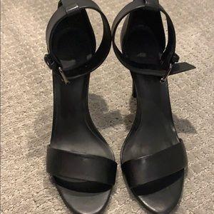 Tibi Amber Ankle Strap Sandals